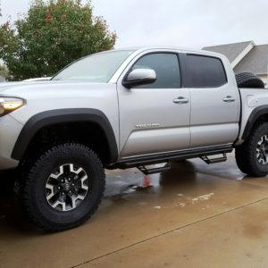 2005-2019 Toyota Tacoma 2 inch Front and Rear Lift/Leveling kit