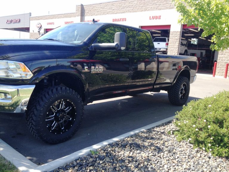 2014-2018 DODGE RAM 2500/3500 2.5″ FRONT LEVELING KIT ...